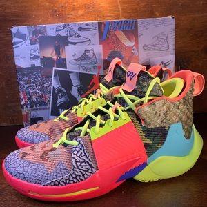 Nike Jordan Why Not Zero2 'All Star' Mens size 13